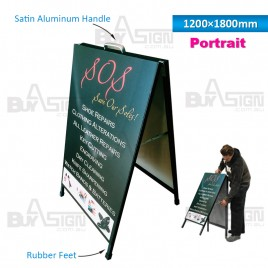 1.2x1.8m A Boards with Printed Graphics