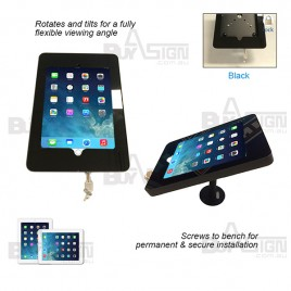 Black Counter-top iPad Holder