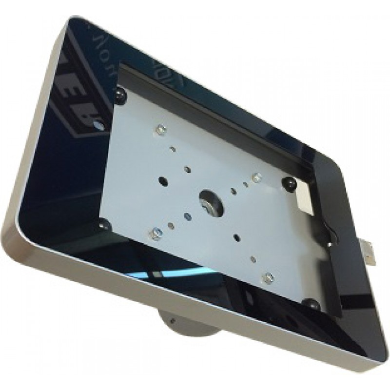 Silver Counter-top iPad Holder